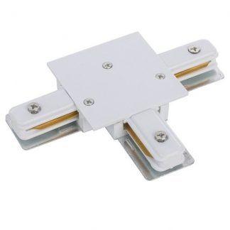 Łącznik Recessed T-connector - biały wpuszczany system szynowy