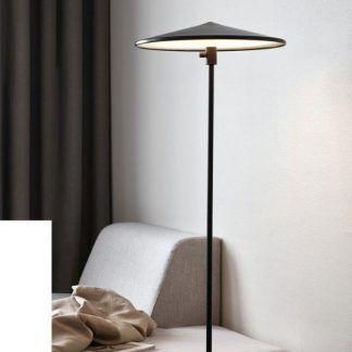 Lampa podłogowa Balance do strefy wypoczynkowej w salonie