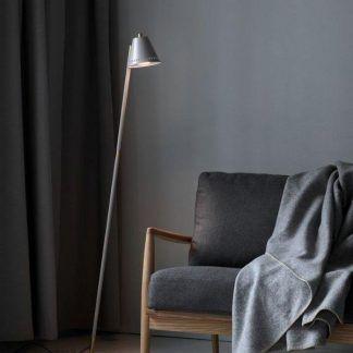 Lampa podłogowa Pine do nowoczesnego salonu