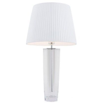Lampa stołowa Caligari na szafkę w salonie