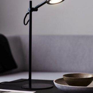 Lampa stołowa Clyde na stół w salonie