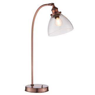 Lampa stołowa Hansen na biurko w gabinecie