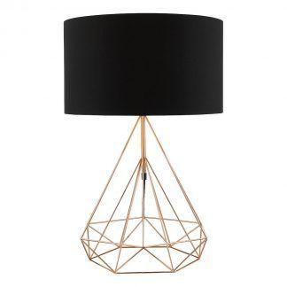 Lampa stołowa Sword do salonu lub sypialni