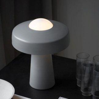 Lampa stołowa Time do stylowego gabinetu