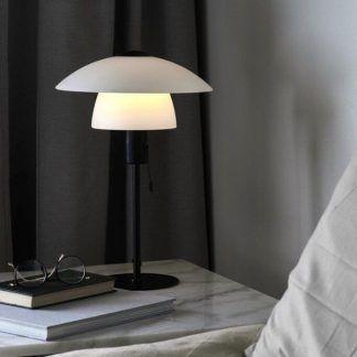 Lampa stołowa Verona na szafkę w sypialni