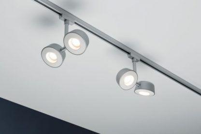 Lampa sufitowa Double Pellet do przedpokoju