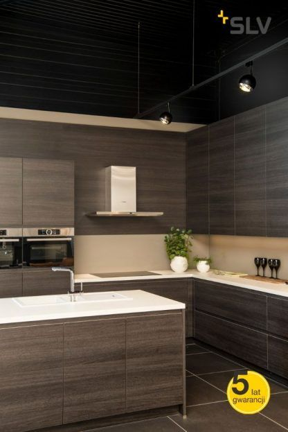 Lampa sufitowa Eye do nowoczesnej kuchni