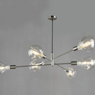 Lampa wisząca Alana do nowoczesnej kuchni