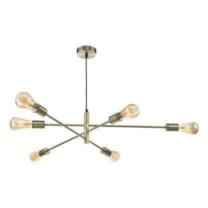 Lampa wisząca Alana - styl loft