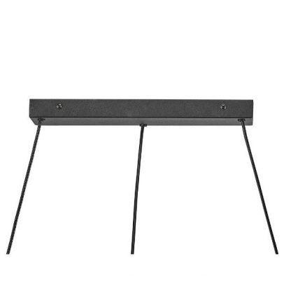 mocowanie - Lampa Josefine - industrialna nad stół w jadalni