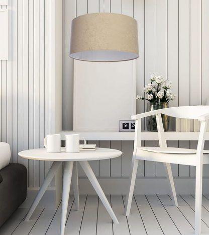 Lampa wisząca Nigella nad sofę do salonu