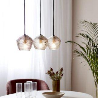 Lampa wisząca Orbiform nad stół do sali konferencyjnej
