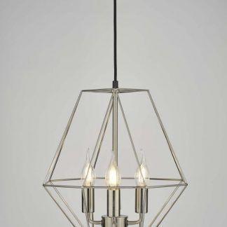 Lampa wisząca Simbala do kuchni lub salonu