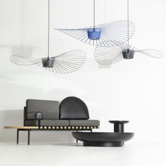 Lampa wisząca Vertigo - Petite Friture do hotelu lub salonu