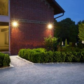 Naświetlacz LS 150 LED do oświetlenia działki
