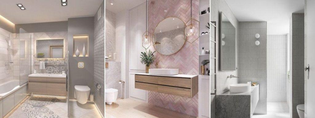 nowoczesne lampy do łazienki