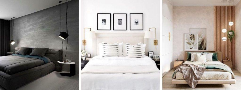 oświetlenie do nowoczesnej sypialni