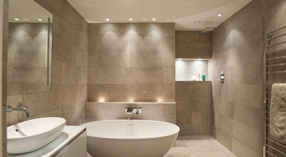 oświetlenie łazienki inspiracje
