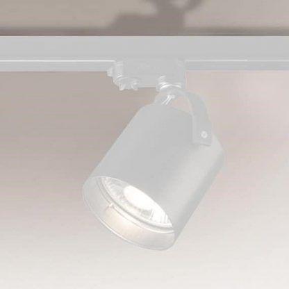 Reflektor sufitowy Tenri do dużej sypialni