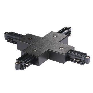 Złącze X-Connector - system szynowy Link, czarne
