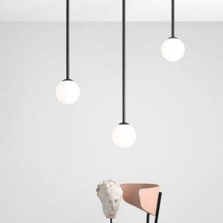 Lampa sufitowa Pinne M do nowoczesnej kuchni