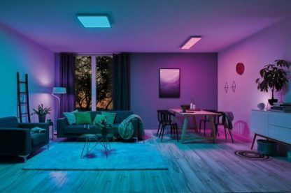 lampa stołowa światło różne kolory