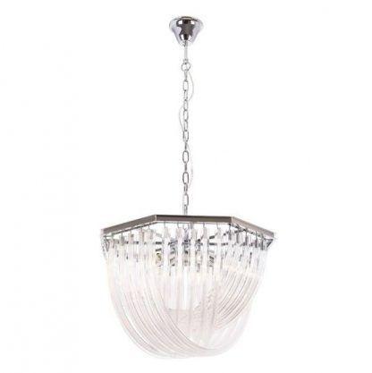 Lampa wisząca Plaza nad stół do eleganckiej jadalni