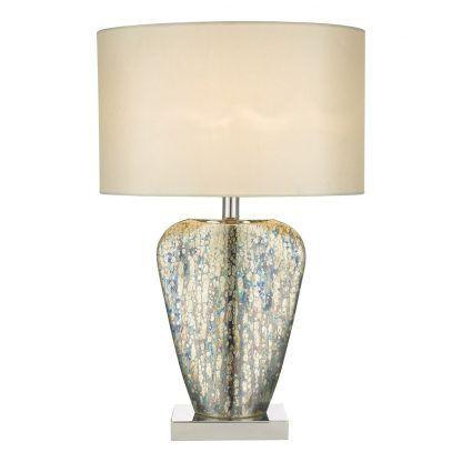 Lampa stołowa Syracuse na klasyczną komodę