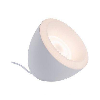 lampa stołowa kolorowe światło