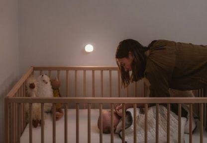 lampka włączana na ruch do dziecka