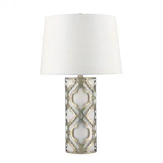 Lampa stołowa Arabella na stolik w salonie