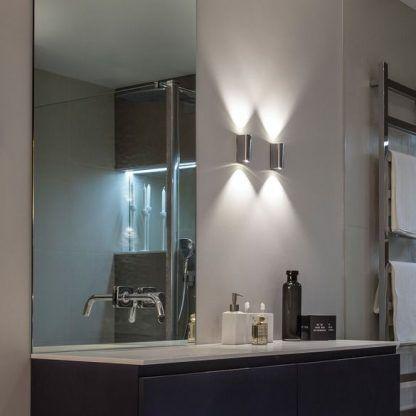 Kinkiet Alba do nowoczesnej łazienki