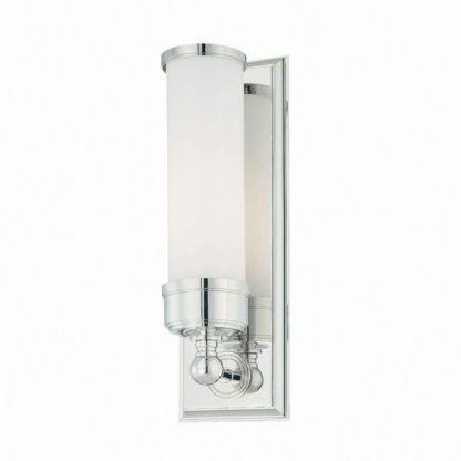 Kinkiet Aurea do oświetlenia lustra w łazience