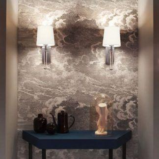 Kinkiet Delphi na korytarz lub do salonu