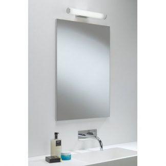 Kinkiet Dio LED nad lustro w łazience