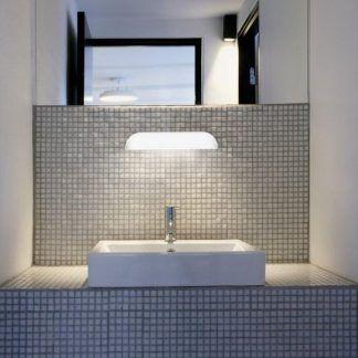 Kinkiet Front 26 do oświetlenia lustra w łazience