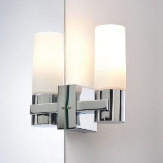 Kinkiet Gemini do lustra w łazience