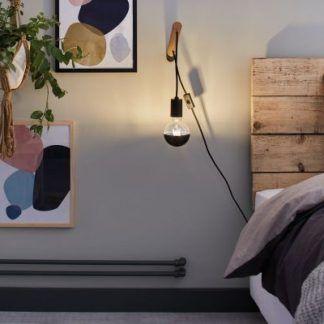 Kinkiet Kian do minimalistycznego salonu
