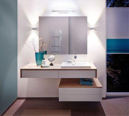 Kinkiet Kuma do oświetlenia łazienkowego lustra