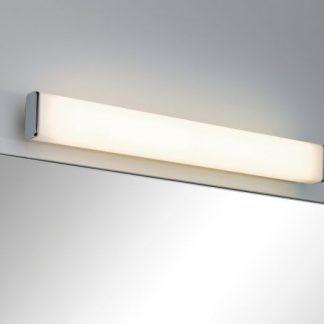 Kinkiet łazienkowy Nembus jako oświetlenia lustra