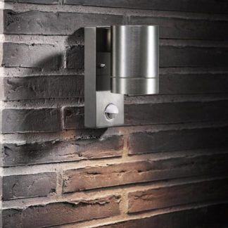 Kinkiet zewnętrzny Tin Maxi do oświetlenia wejścia do domu