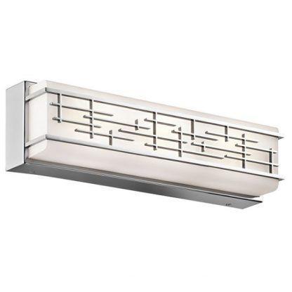Kinkiet Zolon jako oświetlenie lustra w łazience