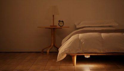 nocna lampka na magnes