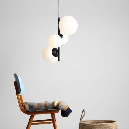 Lampa Balia nad stół w jadalni
