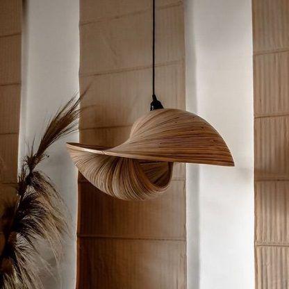 Lampa Bamboo Elle L w eko salonie
