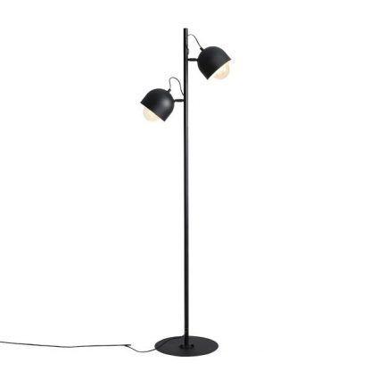 Lampa Beryl do oświetlenia fotela w salonie