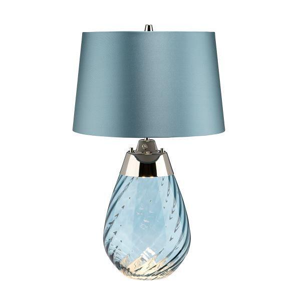 Lampa stołowa Lena do pięknej sypialni