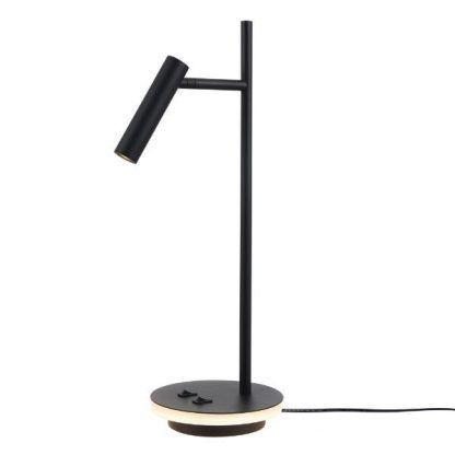 Lampa biurkowa Estudo do gabinetu