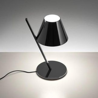 Lampa biurkowa La Petite Tavolo na stolik w salonie
