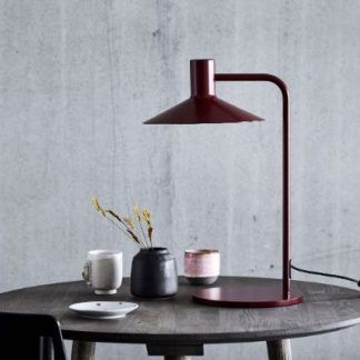 Lampa biurkowa Minneapolis na stół w jadalni